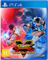Jogo Street Fighter V Champion Edition - Capcom