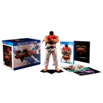 Jogo Street Fighter V (Collectors Edition) - PS4 - Capcom