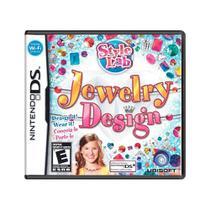 Jogo Style Lab Jewelry Design - DS - Ubisoft