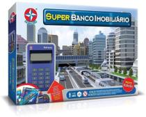 Jogo Super Banco Imobiliário Nova Edição - Estrela -