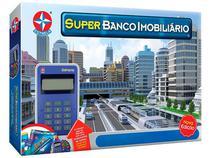 Jogo Super Banco Imobiliário Tabuleiro - Estrela