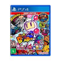Jogo Super Bomberman R (Shiny Edition) - PS4 - Konami