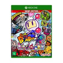Jogo Super Bomberman R (Shiny Edition) - Xbox One - Konami