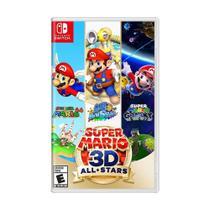 Jogo Super Mario 3D All-Stars - Switch - Nintendo