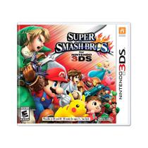 Jogo Super Smash Bros. - 3DS - Nintendo