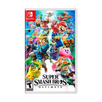 Jogo Super Smash Bros. Ultimate - Switch - Nintendo