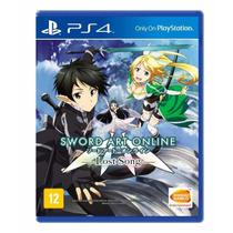 Jogo Sword Art Online: Lost Song - PS4 - Bandai namco entertainment