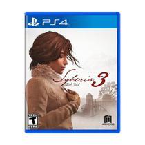 Jogo Syberia 3 - PS4 - Microids