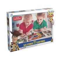Jogo Tabuleiro Grow 8494-5 Salvando O Garfinho Disney Toy Story 4 -