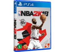 Jogo Take TWO NBA 2K18 PS4 BLU-RAY  (47993-3CTT000178PS4)