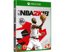 Jogo Take TWO NBA 2K18 XBOX ONE BLU-RAY  (TT000180XB1)