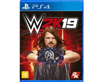 Jogo Take TWO WWE 2K19 PS4 BLU-RAY  (TT000191PS4)