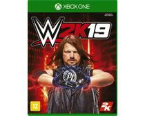 Jogo Take TWO WWE 2K19 XBOX ONE BLU-RAY  (TT000192XB1)