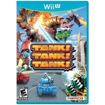 Jogo Tank! Tank! Tank! - Wii U - Namco