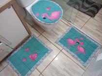 Jogo Tapetes para Banheiro - Lcm