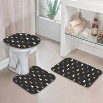 Jogo Tapetes para Banheiro Modern One - Love Decor