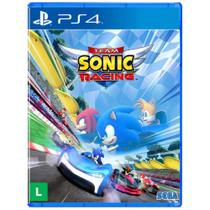 Jogo Team Sonic Racing - PS4 - Sega