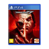 Jogo Tekken 7 - PS4 - Bandai namco entertainment