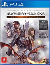 Jogo Terra Média: Sombra da Guerra - PS4 - Warner