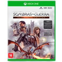Jogo Terra-média: Sombras da Guerra Edição Definitiva - Xbox One - Warner Bros