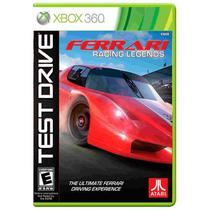 Jogo Test Drive: Ferrari Racing Legends - Xbox 360 - Rombax games
