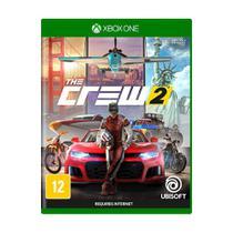 Jogo The Crew 2 - Xbox One - Ubisoft