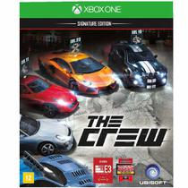 Jogo The Crew Signature Edition Xbox One - Ubisoft