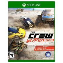 Jogo The Crew (Wild Run Edition) - Xbox One - Ubisoft