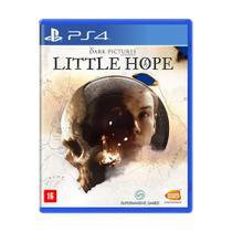 Jogo The Dark Pictures Anthology: Little Hope - PS4 - Bandai Namco Entertainment