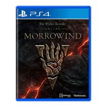 Jogo The Elder Scrolls - Morrowind (Lacrado) - PS4 -