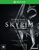 Jogo The Elder Scrolls V - Skyrim - Special Edition - Xbox One - Bethesda