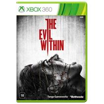 Jogo The Evil Within - Xbox 360 - Bethesda softworks