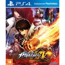 Jogo The King Of Fighters XIV - PS4 - Atlus