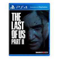 Jogo The Last Of Us Part II - PS4 - Playstation