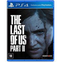 Jogo The Last Of Us Part II PS4 - Sony