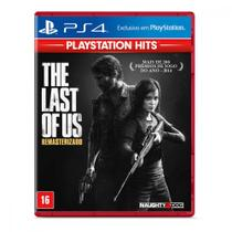 Jogo The Last Of Us Sony Remastered Hits Playstation 4 Naughty Dog -