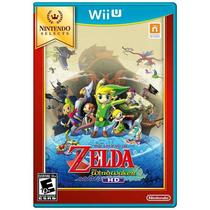 Jogo The Legend of Zelda: Wind Waker HD - Wii U - Nintendo