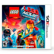 Jogo The LEGO Movie Videogame - 3DS - Wb games