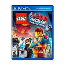 Jogo The LEGO Movie Videogame - PS Vita - Wb Games