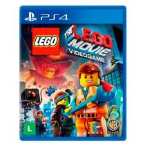 Jogo The LEGO Movie Videogame - PS4 - Wb games