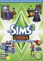 Jogo the sims 3 no cinema -pc - Ea