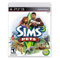Jogo The Sims 3: Pets (Edição Limitada) - PS3 - Ea Games