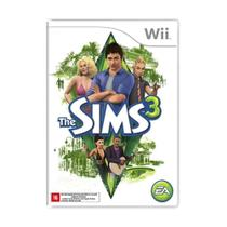 Jogo The Sims 3 - Wii - Ea Games