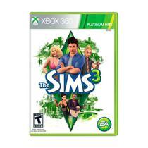 Jogo The Sims 3 - Xbox 360 - Ea games