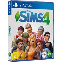 Jogo The Sims 4 - PS4 - Eletronic arts