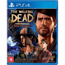Jogo The Walking Dead - A New Frontier - Ps4 - Físico - Telltale games