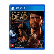 Jogo The Walking Dead: A New Frontier - PS4 - Telltale games