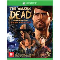 Jogo The Walking Dead A New Frontier Xbox One - Telltale games