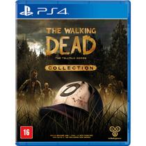 Jogo The Walking Dead Collection - Ps4 - Mídia Física - Telltale games