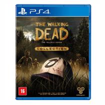 Jogo The Walking Dead The Telltale Series Collection Ps4 - Telltalegames